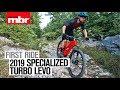 The Best Electric MTB Yet?   Specialized Turbo Levo 2019   Mountain Bike Rider