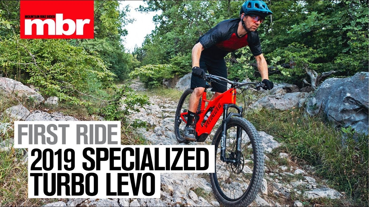 the best electric mtb yet specialized turbo levo 2019. Black Bedroom Furniture Sets. Home Design Ideas