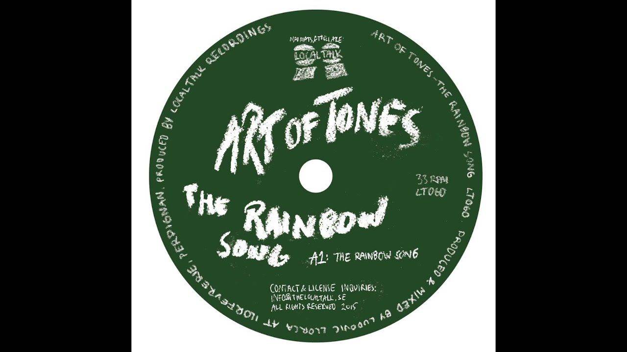 Various deep house stories vol 10 at juno download - Art Of Tones The Rainbow Song 12 Lt060 Side A 2015
