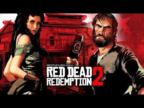 Red Dead Redemption 2 - Intense Bar Fights! Rockstar's Release Schedule!