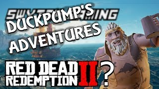 RDR2- Recreating Sea of Thieves- Funny Moments- Duckpump's Adventures