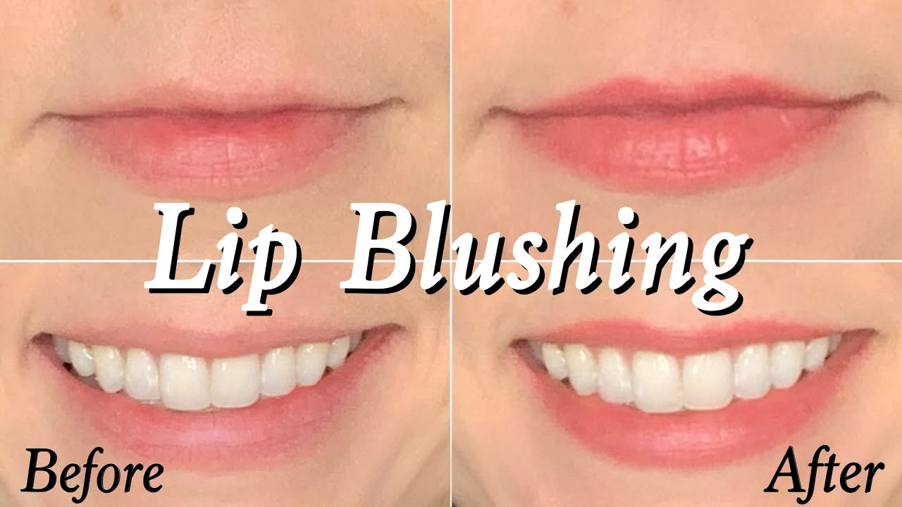 GETTING MY LIPS TATTOOED | My Lip Blushing Experience
