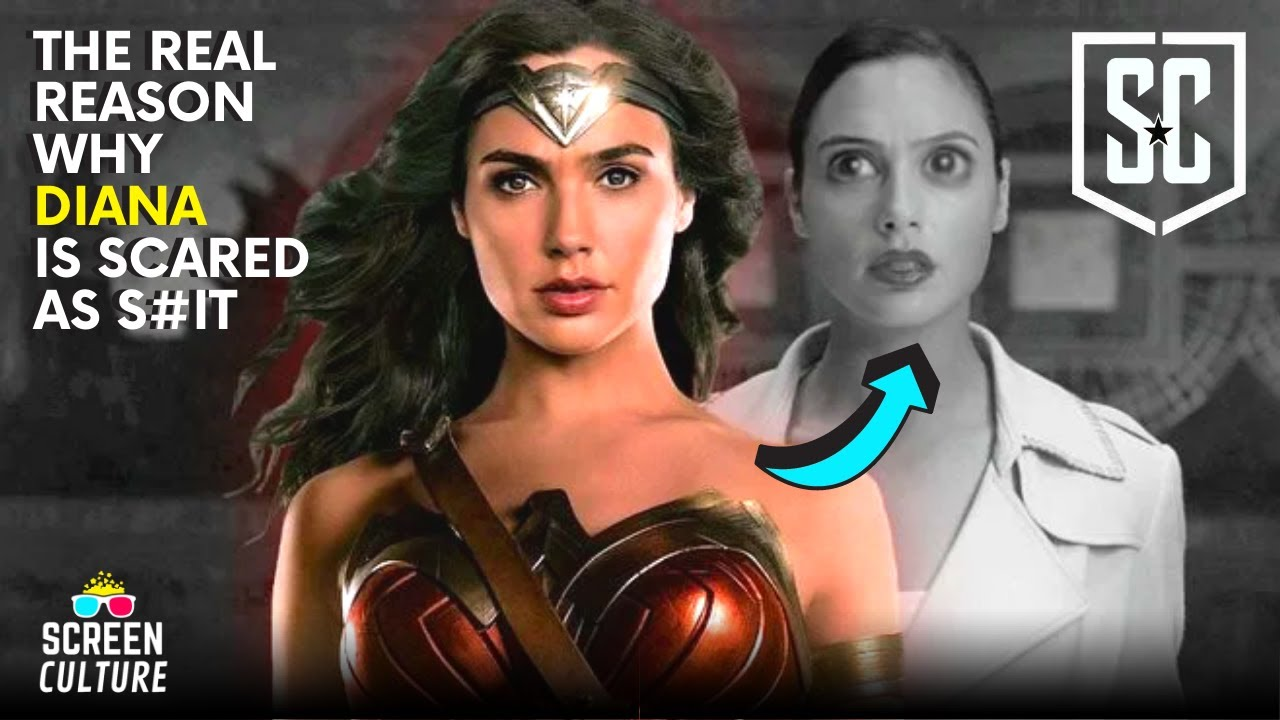 Justice League Snyder Cut Trailer (2021) Theories Breakdown | HBO Max