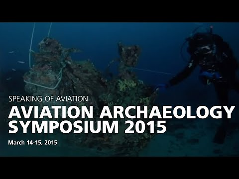 Aviation Archaeology Symposium 2015: Mark Allen