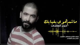 حيدر العابدي - ماشم هوى بغيابك - {{Haider Al Abedi - Masham Hawa Baqiabak {{Official Audi