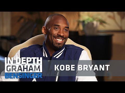 Kobe Bryant: I never heard of Michael Jordan