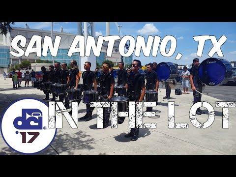 "DCI 2017 ""In The Lot"" at The Alamodome San Antonio, Texas (7/22/17)"