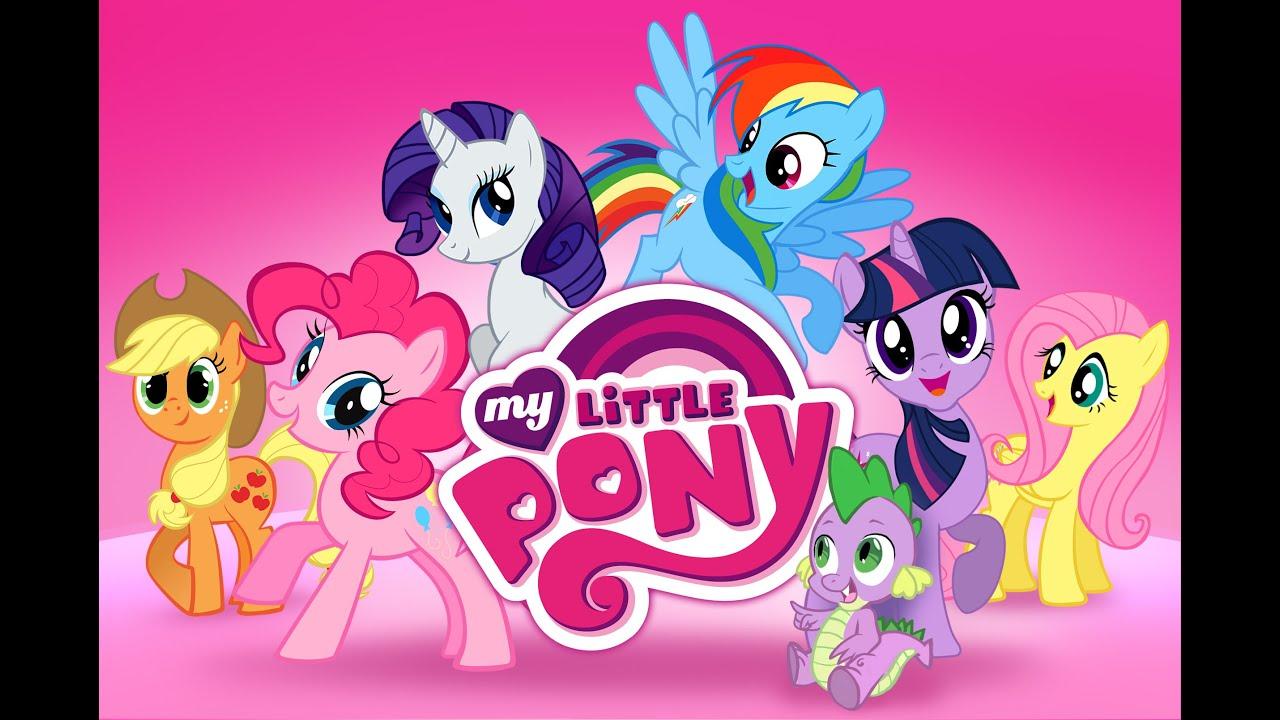 my little pony charaktere synchronsprecher teil 2 youtube. Black Bedroom Furniture Sets. Home Design Ideas