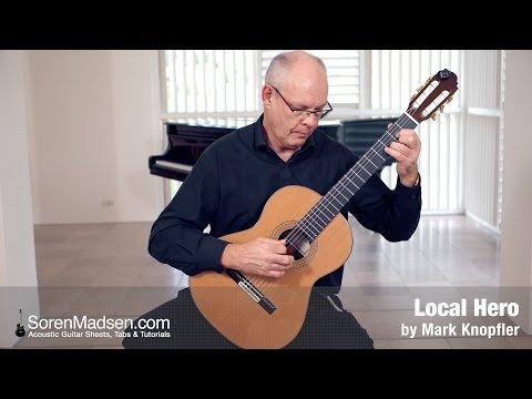 Local Hero (Going Home) by Mark Knopfler - Danish Guitar Performance - Soren Madsen