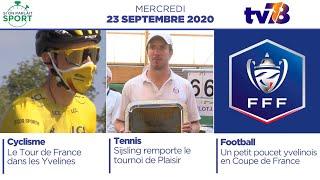 Si On Parlait Sport. Emission du 23 septembre 2020
