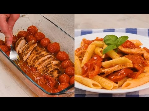 Chicken pasta the recipe that will enrich your lunch