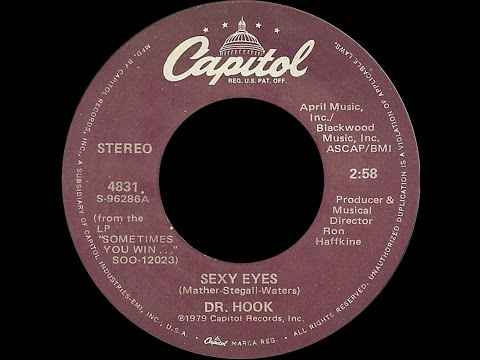 Dr hook sexy eyes lyrics