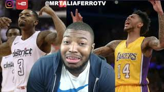 Should Washington Wizards Trade Bradley To The Los Angeles Lakers For Brandon Ingram?