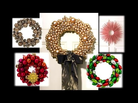The history of the Christmas wreath