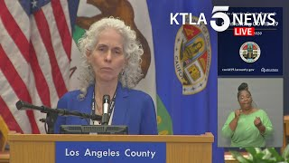 Coronavirus: L.A. County officials urge caution as in-person religious services, shopping reopen