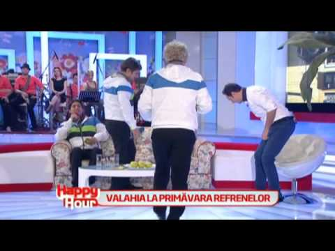 Adi de la Valcea, Liviu Guta & Dinu Maxer - Banana ( by Valahia )