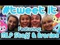 #TWEET IT - Feat. MLP VA's & Bronies. (Music Video)
