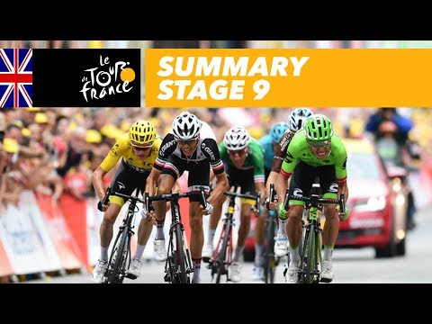 Summary – Stage 9 – Tour de France 2017