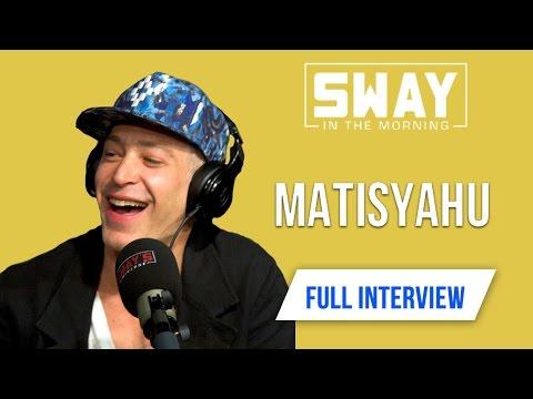Matisyahu Speaks on Judaism, Black Women, Hip Hop & Freestyles Live