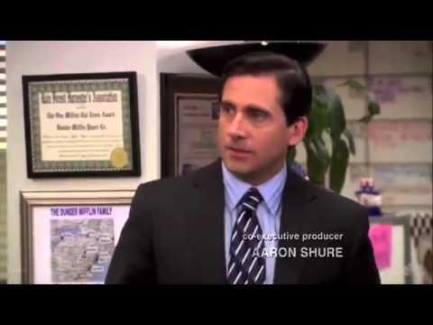 Michael scott vs toby