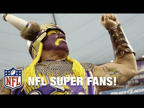 Minnesota Vikings Superfan | Who is 100 % Cheese Free? | NFL