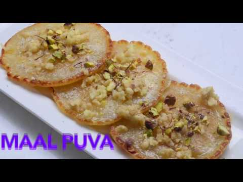 Simple Malpua Recipe - Happy Festival Recipe - How to make malpua recipe