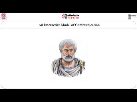 Models Of Communication