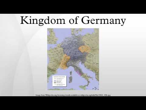 Kingdom of Germany