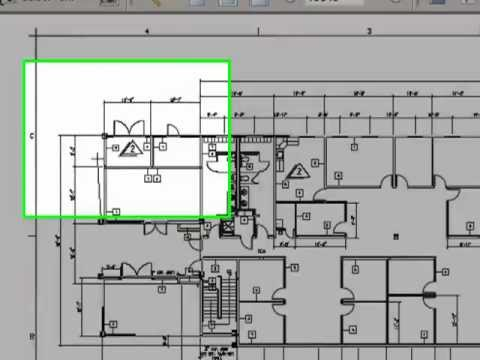 Using adobe acrobat to find the square footage of a floor for How to find house plans
