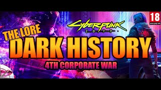 Cyberpunk 2077 Lore | Soukiller and The Corporate Wars