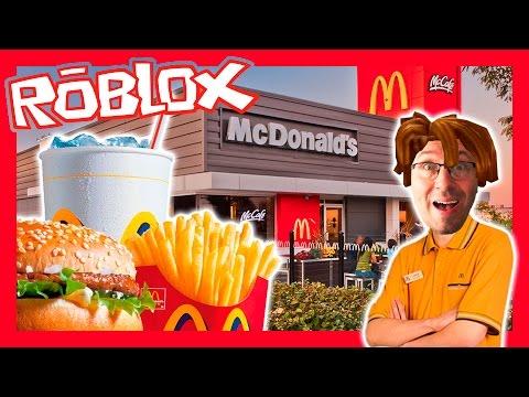 Roblox McDonalds Tycoon - I'M LOVING IT!