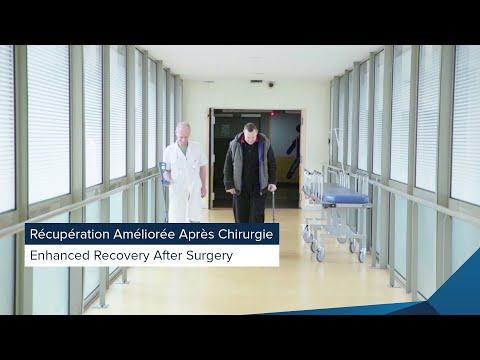Parcours de soins : Réhabilitation Améliorée Après Chirurgie