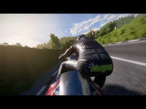 TT Isle of Man - Ride on the Edge: Norton Replay