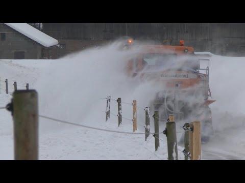 Winterdienst-Bauhof Wangen im Allgäu