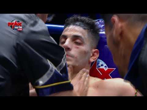 MAX Muay Thai Ultimate Fights - วันที่ 30 Dec 2018
