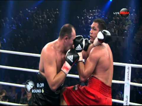 БОКС : Кубрат Пулев (България)- А Устинов (Беларус) 29.09.2012