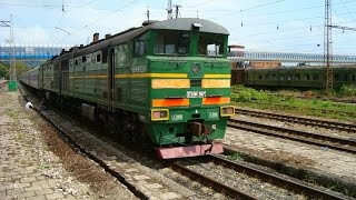 Абхазия из кабины тепловоза - 2(СУХУМ--- АДЛЕР., 2016-06-22T00:39:57.000Z)