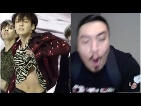 BTS (방탄소년단) FAKE LOVE MV Reaction