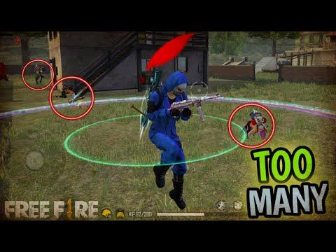 Rushing To Smash Freefire || Fearless Player Freefire !!!!