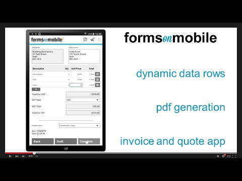 Invoice Pro From FoM Apps On Google Play - Invoice pro app