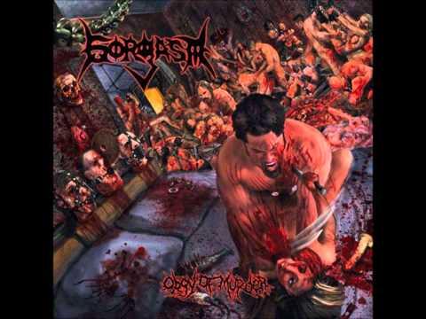 Gorgasm - Silence Follows Dismemberment