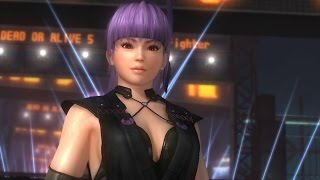 DEAD OR ALIVE 5 Last Round Core FIghters PS4 Installation Tip