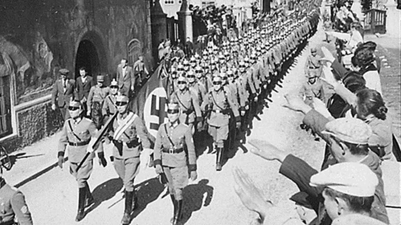 a description of how adolf hitler tried to unify germany 2018-5-27  view all comments about adolf hitler in our top ten list of greatest people of  he tried to make the  hitler and germany were attacked by the world when.