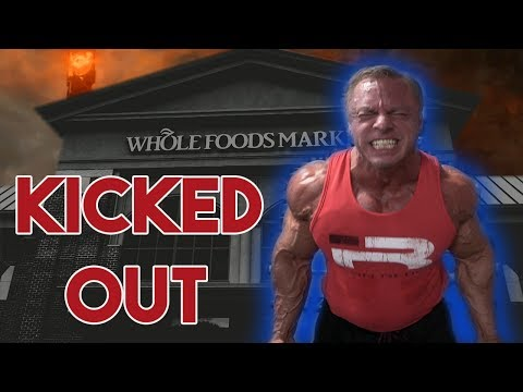 Food shopping for strength gains with no budget ft. John Meadows and ANTOINE