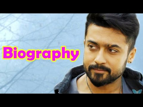 Suriya | Biography | Singham of Tamil...