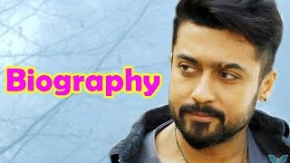 Suriya | Biography | Singham of Tamil Cinema