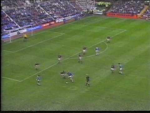 Hearts 0 - Rangers 4 - August 1999