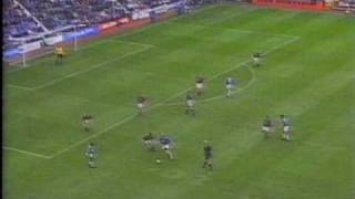 Hearts 0 - Rangers 4 - August 1999