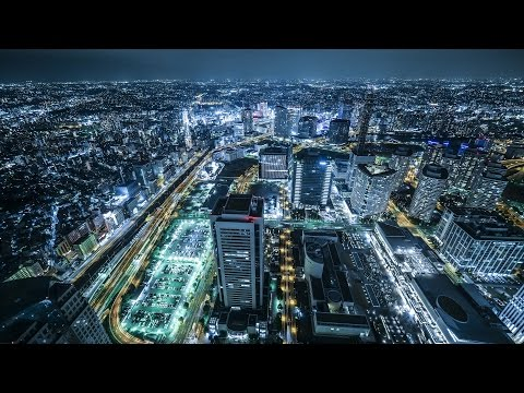 Panasonic GH5 : Demo Reel - Yokohama Breeze