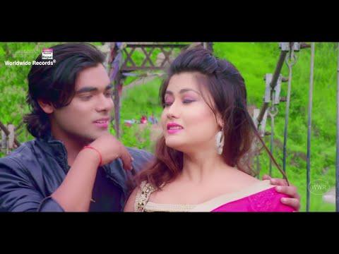 Humne Jise Dil Hai Diya - BHOJPURI HOT SONG   Vishal Singh, Sampada